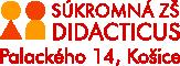 DIDACTICUS – súkromna základna škola, Palackého 14, Košice