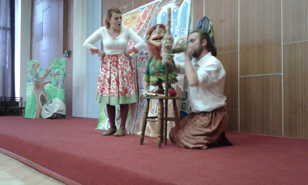 Divadielko Martinko Klingáčik